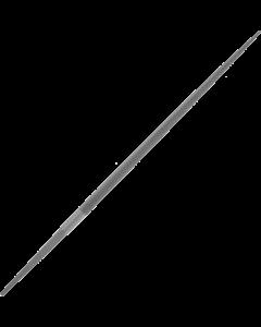 Lime de précision - Ronde ordinaire pointue