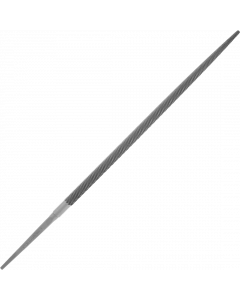 Lime de précision - Ronde ordinaire mottue