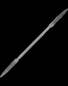 Rifloir râpe piquée fine - Triangulaire